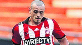 Matías Aguirregaray. Juega en el Pincha.