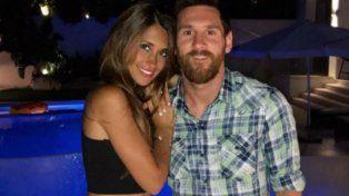 Una agencia rosarina repartirá las acreditaciones para la boda de Messi