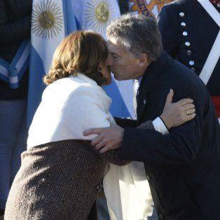 La intendenta señaló que aún tiene un diálogo pendiente con el presidente Macri.