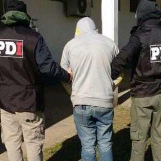 El principal imputado fue detenido hoy en la zona de calle Barra al 3400.