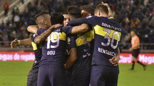 Sin jugar, el equipo xeneize festejó la obtención de un nuevo título. (Foto de archivo)