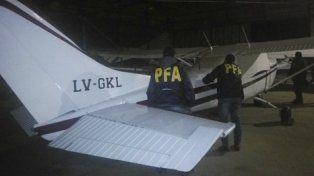 avioneta. Un Cessna del empresario se habría usado para trasladar la droga.