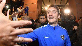 Este es el triunfo de un equipo que atacó en todos lados, destacó el técnico campeón con Boca