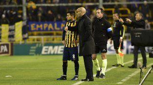 Paolo Montero admitió que Talleres fue superior y valoró el punto conseguido en el final.