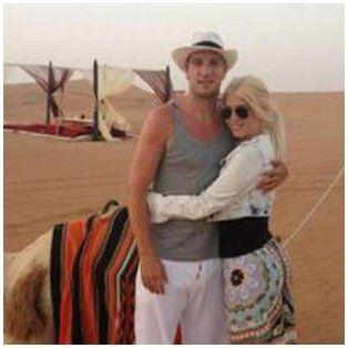 wanda ya habia ido al desierto con maxi lopez y hasta ceno en el mismo resto que con icardi