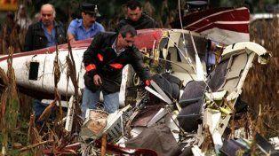 El accidente se produjo el 15 de marzo de 1995 cerca de San Nicolás.