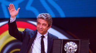 Ricardo Darín será distinguido con el galardón en el encuentro de cine de San Sebastián