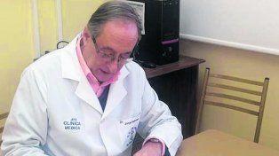 actualización. El doctor Jorge Galíndez, uno de los directores del evento.