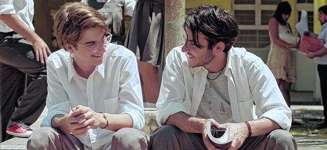 Adolescencia y caos. Patricio Penna y Felipe Ramusio Mora