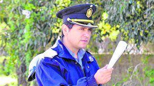 el jefe. El ex subjefe de la Unidad Regional XI Dante Marcelo Giménez quedó en prisión preventiva por 60 días.