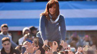 en la mira. El macrismo fustigó el lanzamiento del frente de CFK.