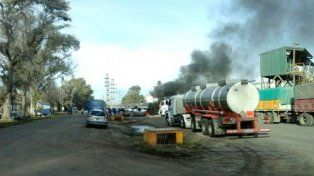 El conflicto se prolongó durante ocho días, en algunos casos con piquetes frente a fábricas.