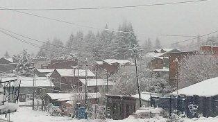 Ola polar y fuertes nevadas en el sur del país anunciaron la llegada del invierno