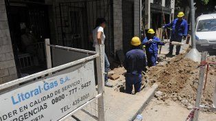 En el micro y macrocentro hay 110 edificios con el gas cortado por razones de seguridad