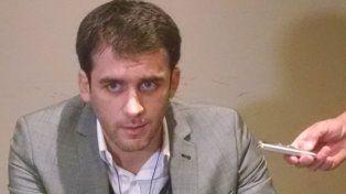 Dr. Hugo Rossi, subsecretario de Coordinación Política del ministerio de Agroindustria de la Nación.