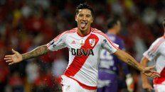 Sorpresa. El goleador Driussi dio positivo en un control de antidoping por Copa Libertadores.