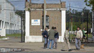 Los talleres Rioro cerraron sus puertas hoy y dejaron en la calle a más de 70 trabajadores. (Foto de archivo)