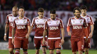 En la mira. Varios jugadores de River dieron positivo en controles antidoping por Libertadores.