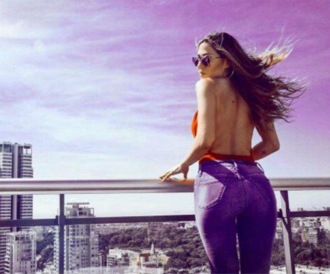 El twerking caliente de Jimena Barón que enloqueció a sus seguidores de Instagram