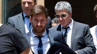 Lionel y Jorge Messi deberán pagar una multa de 510.00 euros.