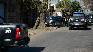 La zona de Arijón y Callao, donde se produjo el enfrentamiento que terminó con la vida de dos hombres jóvenes.
