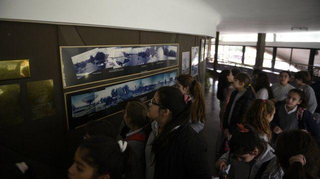 Los chicos y chicas de las escuelas Jesús de Nazaret y Rivadavia