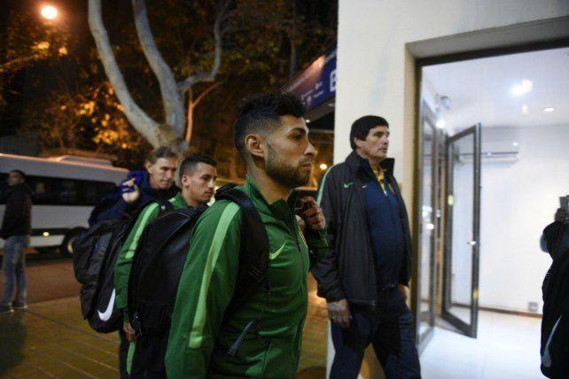 Pachi. Federico Carrizo llega a suelo cuyano para la última fecha del torneo.