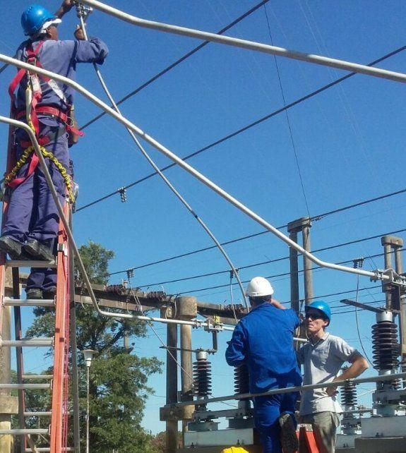 Este fin de semana habrá cortes en el servicio de energía por tareas de mantenimiento
