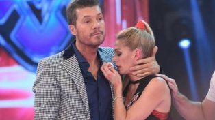 El jurado del Bailando aconsejó a Yanina Latorre, que terminó llorando en brazos de Tinelli
