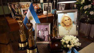En imágenes: la intimidad del backstage del programa de Mirtha Legrand en Rosario