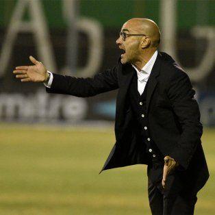 Se desarmó casi toda la columna vertebral del equipo, dijo Montero tras el empate en San Juan.