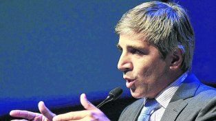 Preocupación. Redrado expuso sus alertas sobre la economía en la jornada de Thompson Reuters y la BCR.