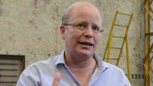 El ministro de la Producción no avala las políticas de Cambiemos.