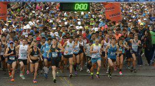 Todas las imágenes del Maratón Internacional de la Bandera