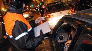 Otro fin de semana con varios casos de narcolemia positivo en las calles de la ciudad