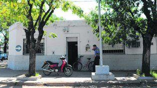 comisaría 22ª. El crimen ocurrió en Pérez, cerca del límite con Soldini.