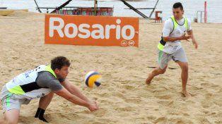 Rosario presenta la candidatura a los Juegos Sudamericanos de Playa