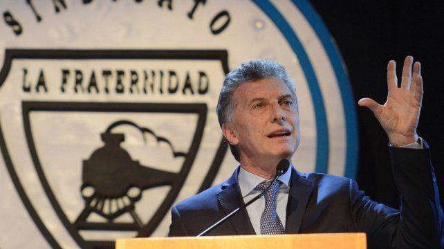 Macri pidió recuperar la cultura del trabajo y la productividad
