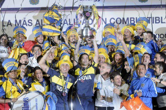Boca se despidió con un triunfo ante Unión con una fiesta en la Bombonera