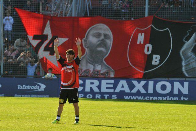 Newells ilusiona a todos sus hinchas con un sugerente mensaje para Messi