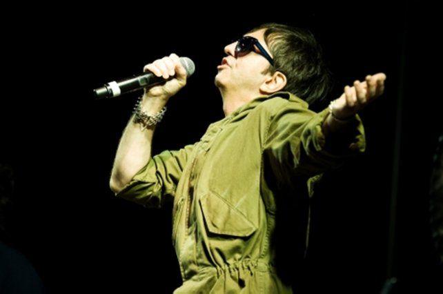 lleno de fe. El cantante habló también sobre el rol de ser un babasónico: Cada vez que hago un disco hago un discurso sobre el disco