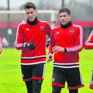 Hasta acá. Scocco, Paz, Domínguez y Formica no estarán en el nuevo Newells que armará el Chocho Llop.