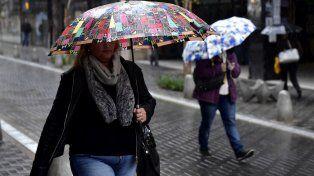 Rosario y la región se encuentran bajo alerta por fuertes lluvias y tormentas