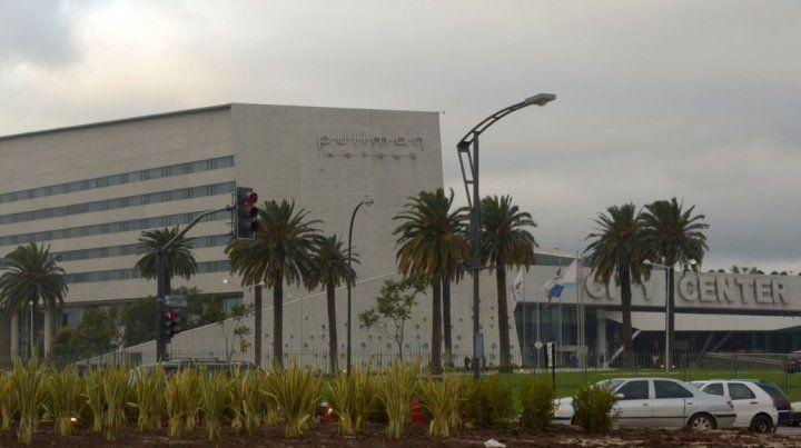 Allanamiento en el City Center en el marco de una investigación de la Afip por lavado