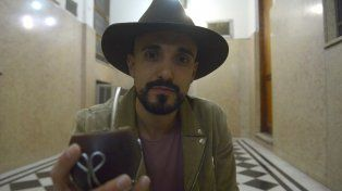 La visita de Abel Pintos a La Capital