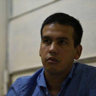 Tras las rejas. Machuca está en la cárcel de Coronda esperando el juicio.