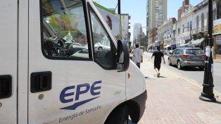 La EPE anunció cortes para hoy en Rosario.