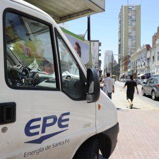 La EPE anunció cortes para mañana en Rosario.