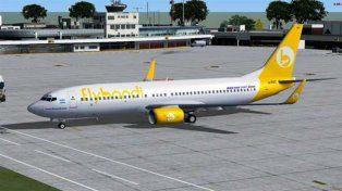 El gobierno habilitó a la empresa Flybondi a explotar 85 rutas aéreas por 15 años