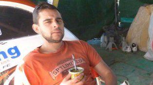 Manuel Subiela apareció hoy después de nueve días sin tener noticias suyas.